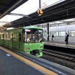 緑の京王線